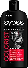 Düfte, Parfümerie und Kosmetik Shampoo für coloriertes Haar - Syoss Colorist Shampoo