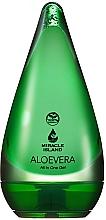 Düfte, Parfümerie und Kosmetik Feuchtigkeitsgel für Gesicht und Körper mit 99% Aloe Vera - Miracle Island Aloevera 99% All In One Gel