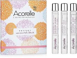 Düfte, Parfümerie und Kosmetik Acorelle Mes Essentiels Detente - Duftset (Parfum Roll-on 3x10ml)