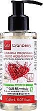 Düfte, Parfümerie und Kosmetik Gel für die Intimhygiene - GoCranberry Intimate Gel