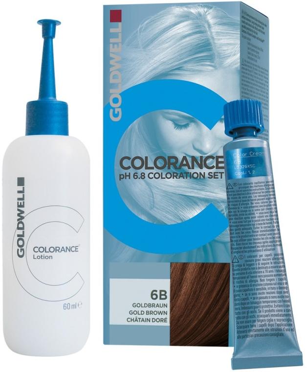 Haarfarbe - Goldwell Colorance PH 6,8 — Bild N1