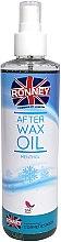 Düfte, Parfümerie und Kosmetik After-Wax-Öl mit Menthol - Ronney After Wax Oil