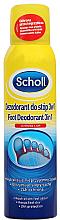Düfte, Parfümerie und Kosmetik 3in1 Fuß-Deospray - Scholl 3in1 Antiperspirant