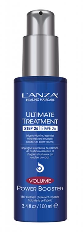 Haarbooster für mehr Volumen - L'Anza Ultimate Treatment Volume Power Booster
