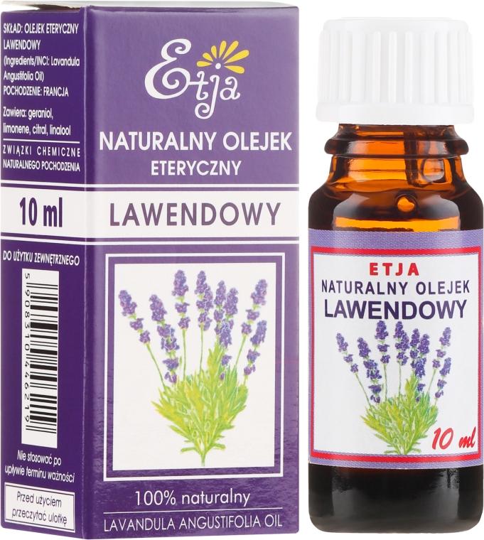100% natürliches ätherisches Lavendelöl - Etja Natural Essential Oil
