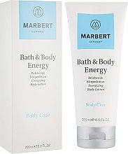 Düfte, Parfümerie und Kosmetik Belebende Körperlotion - Marbert Bath & Body Energy Invigorating Body Lotion