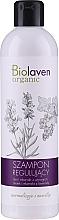 Düfte, Parfümerie und Kosmetik Normalisierendes und feuchtigkeitsspendendes Shampoo mit Lavendel und Weintraube - Biolaven Organic