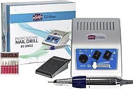 Düfte, Parfümerie und Kosmetik Nagelfräsmaschine RE 00022 - Ronney Profesional Nail Drill