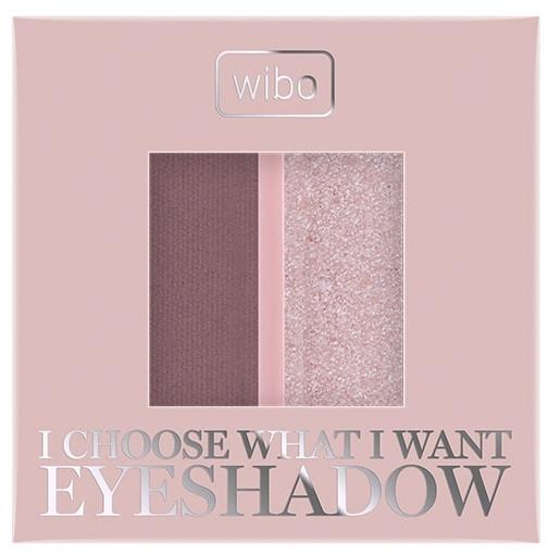 Lidschatten-Duo - Wibo I Choose What I Want Duo Eyeshadow