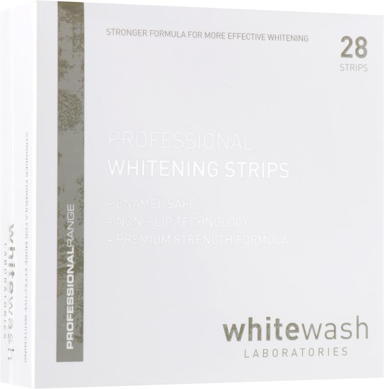Zahnaufhellungsstreifen - WhiteWash Laboratories Professional Whitening Strips