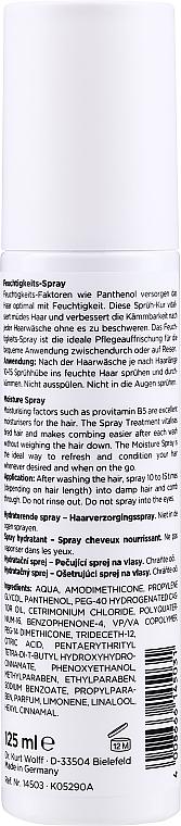 Feuchtigkeitsspendender Haarspray - Alcina Hare Care Moisture Spray — Bild N2