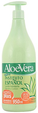 Feuchtigkeitsspendende Körperlotion mit Aloe Vera - Instituto Espaol Aloe Vera Body Milk Lotion