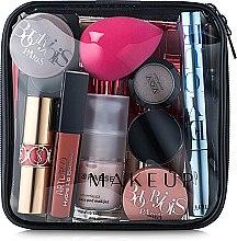 Düfte, Parfümerie und Kosmetik Kosmetiktasche Visible Bag (ohne Inhalt) - MakeUp B:15 x H:15 x T:5 cm