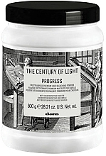 Düfte, Parfümerie und Kosmetik Erstklassiges Bleichpulver für das Haar - Davines The Century of Light Progress Multipurposr Premium Hair Bleaching Powder