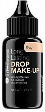 Düfte, Parfümerie und Kosmetik Foundation - Bell Hypoallergenic long Lasting Drop Make-Up Base
