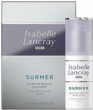 Düfte, Parfümerie und Kosmetik Erfrischende Gesichtspflege mit Nanopartikeln - Isabelle Lancray Surmer Vitalizing Beauty Elixir