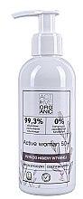 Düfte, Parfümerie und Kosmetik Flüssigkeit für die Intimhygiene 50+ - Active Organic Active Woman 50+