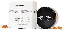 Düfte, Parfümerie und Kosmetik Konturpuder mit Bernstein - Uoga Uoga Game Of Shadows Contouring Powder