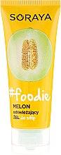 Düfte, Parfümerie und Kosmetik Feuchtigkeitsspendende Fußmousse - Soraya Foodie Melon Mus