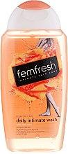 Düfte, Parfümerie und Kosmetik Erfrischendes Gel für die Intimhygiene mit Aloe Vera - Femfresh Intimate Hygiene Daily Intimate Wash