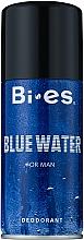 Düfte, Parfümerie und Kosmetik Bi-Es Blue Water Men - Deospray