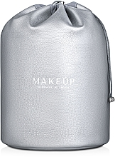 Düfte, Parfümerie und Kosmetik Kosmetikbeutel silber Allbeauty - Makeup