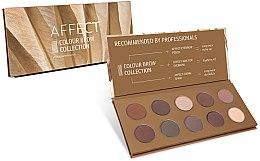Düfte, Parfümerie und Kosmetik Augenbrauen-Palette - Affect Cosmetics Color Brow Collection