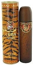 Düfte, Parfümerie und Kosmetik Cuba Jungle Tiger - Eau de Parfum