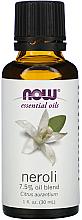 Düfte, Parfümerie und Kosmetik 100% Reines ätherisches Neroliöl - Now Foods Essential Oils 100% Pure Neroli