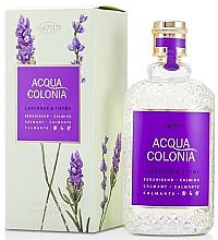 Düfte, Parfümerie und Kosmetik Maurer & Wirtz Acqua Colonia Lavender&Thyme - Eau de Cologne