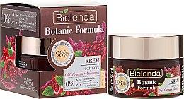 Düfte, Parfümerie und Kosmetik Pflegende Gesichtscreme - Bielenda Botanic Formula Pomegranate Oil + Amaranth Nourishing Cream Day/Night